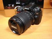 камера Nikon D700 с аксессуарами